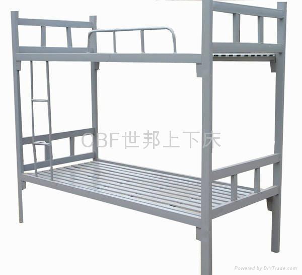 鋼制上下鋪床 5
