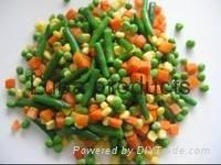 Fresh Okra,Black Peper,frozen Green Beans 2