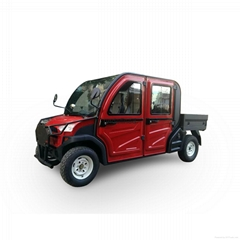4 seater golf cart with