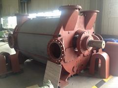 Vacuum pump for paper making machine paper mill