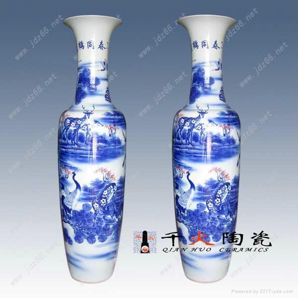 景德鎮陶瓷大花瓶 5