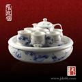 景德鎮陶瓷茶茶具 開業禮品陶瓷茶具 3