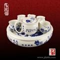 景德鎮陶瓷茶茶具 開業禮品陶瓷茶具 4