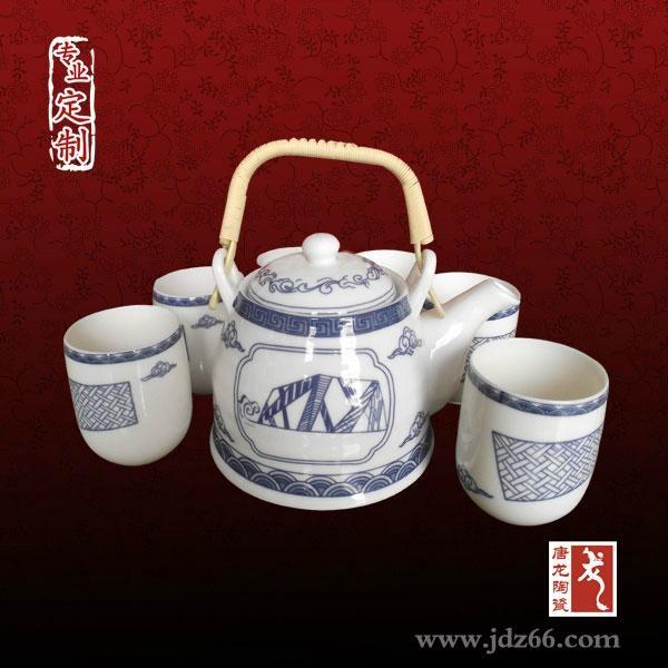 景德鎮陶瓷茶茶具 開業禮品陶瓷茶具 5