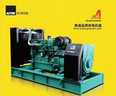 150千瓦康明斯柴油发电机