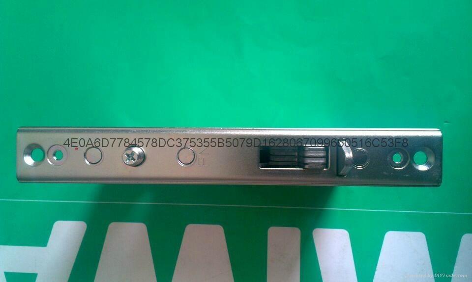 日本MIWA美和移門鉤鎖自動上鎖U9FN-1 3