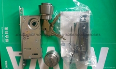 日本MIWA美和移門鉤鎖自動上鎖U9FN-1