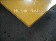 Exported HDPE Plastic Board