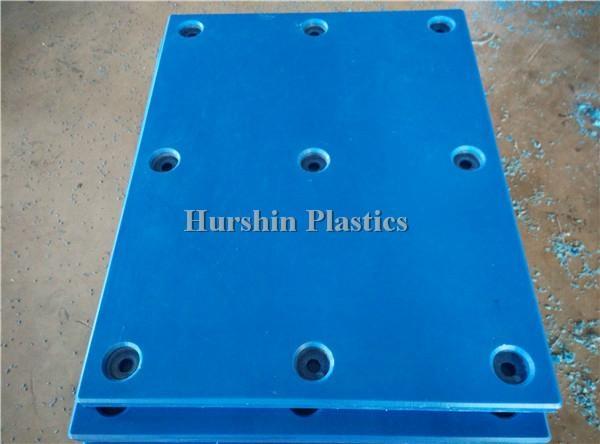 Environment-Friendly UHMW-PE Plastic Slab 1