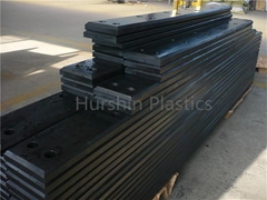 Custom Made UHMW-PE Plastic Strip