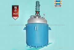 不鏽鋼反應釜外半管反應釜內盤管反應釜中國恆祥生產製造