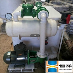 水噴射真空機組PP貯罐塑料吸收塔中國恆祥製造呂18838855572