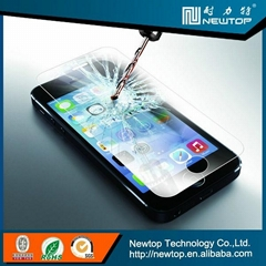Premium Tempered Glass Screen Protector for Apple iPhone 5s