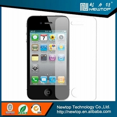 Japan 9H premium tempered glass screen protector iphone 4