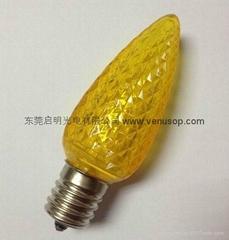 LED C7聖誕裝飾燈泡