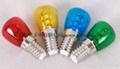 LED ST26 E14 light bulbs