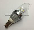 5W E14 LED candle light bulb 1