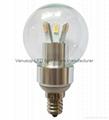5W E14 LED candle light bulb 3