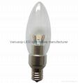 5W E14 LED candle light bulb 5