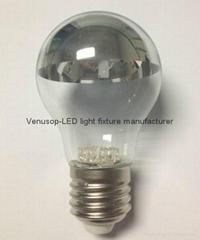 LED鍍銀鏡子燈泡