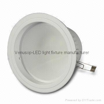 高檔COB 10W LED天花燈 1