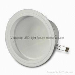 COB 10W LED downlight