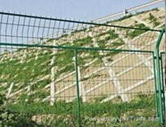 湖南铁丝护栏网隔离栅