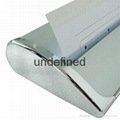 Si  er aluminum teardrop pull up display roll up banner stand 2