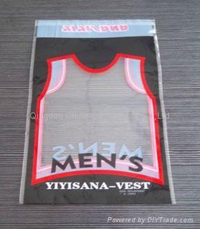 Plastic T Shirt And Garments Bags Cq China Manufacturer
