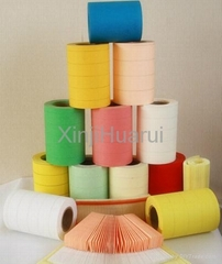 Air filter paper roll for heavy duty car