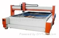EAAK water jet cutting machine