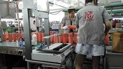 保溫杯自動點膠機  保溫杯點膠機  保溫杯底防滑墊點膠機