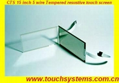15 Inch 5 Wire Resistive Touch Screen (CTS-5W 15)