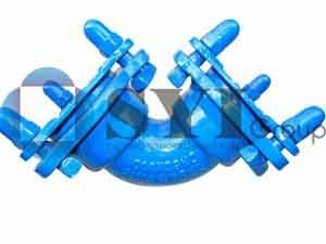 ductile iron pipe fitting 2