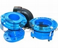 ductile iron pipe fitting 3