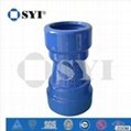 ductile iron pipe fitting 4