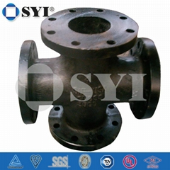 Ductile Iron Pipe Fittings of SYI GROUP