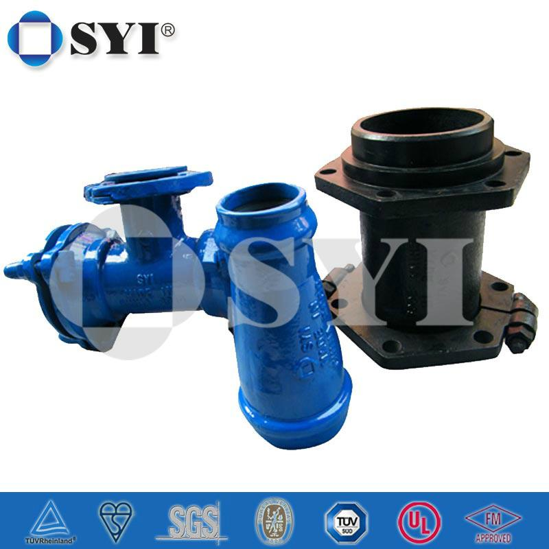 Ductile Iron Pipe Fittings of SYI GROUP 3