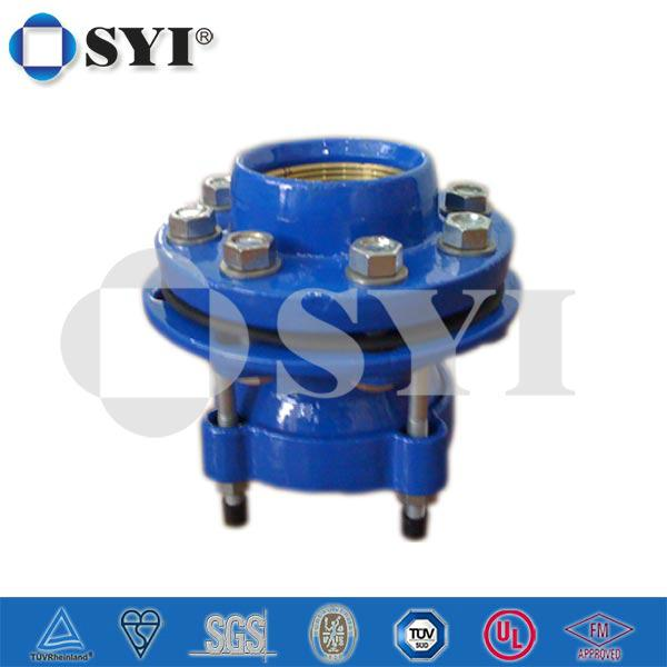 ductile iron pipe couplings 1