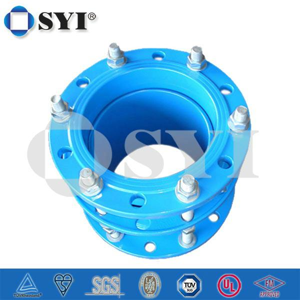 ductile iron pipe couplings 4