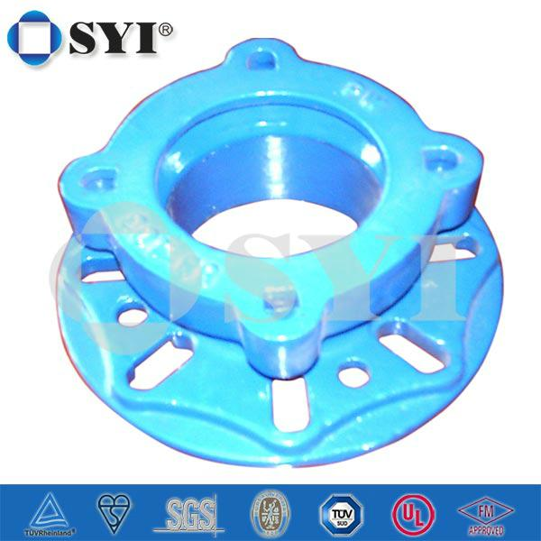 ductile iron pipe couplings 2