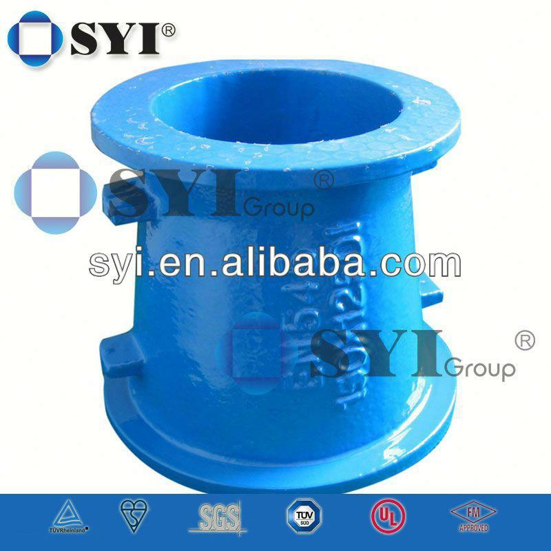 ductile iron pipe couplings 5