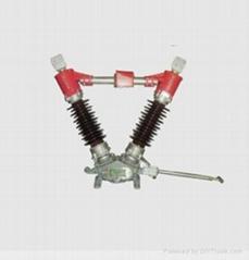 雷大電力GW5高壓隔離開關