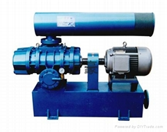 熔噴布設備WHR50-350進口羅茨鼓風機