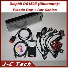Delphi DS150 VCI 汽車卡車故障診斷儀