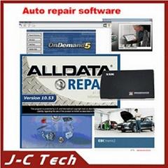 ALLDATA  10-53汽车维修资料 1T硬盘