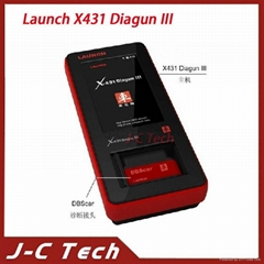 Original Launch X431 Diagun III Diagun 3 Auto Scanner Online Free Update