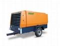 德耐尔柴油移动空压机DACY-