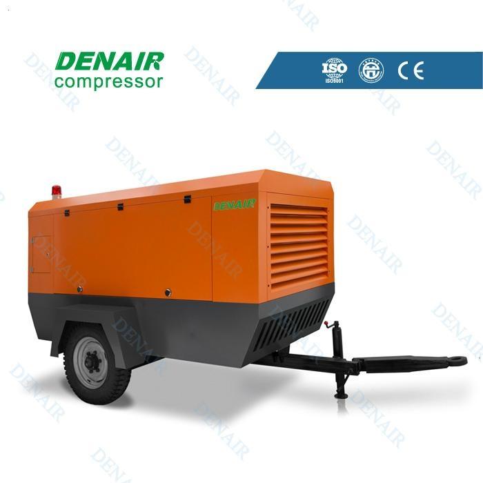 德耐尔柴油移动空压机DACY-12.0/7 1