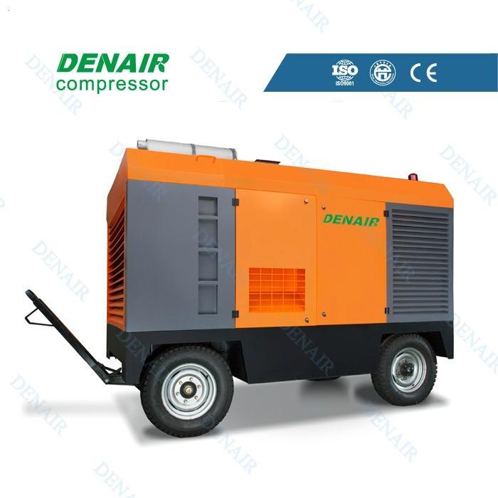 德耐尔柴油移动空压机DACY-9.0/7 2
